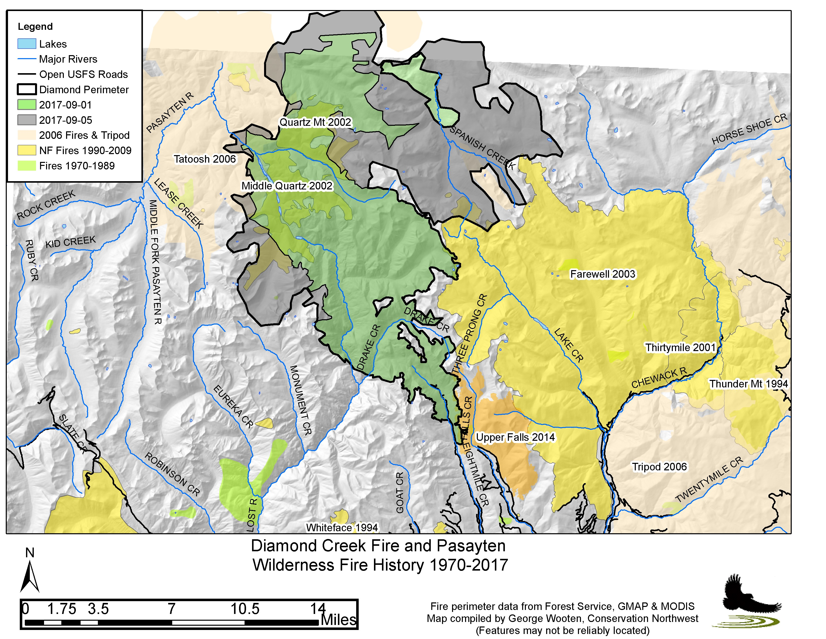 Washington Wildfire Map 2017.Wildfire Information